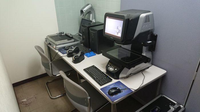 3次元画像測定機
