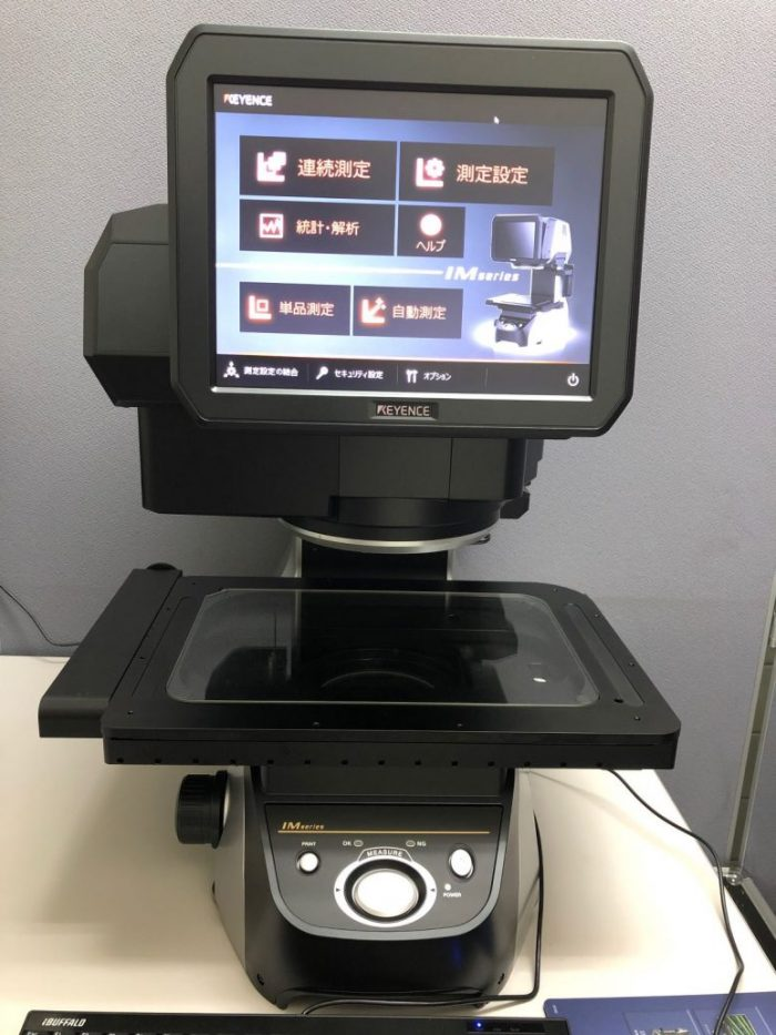 3次元画像検査機